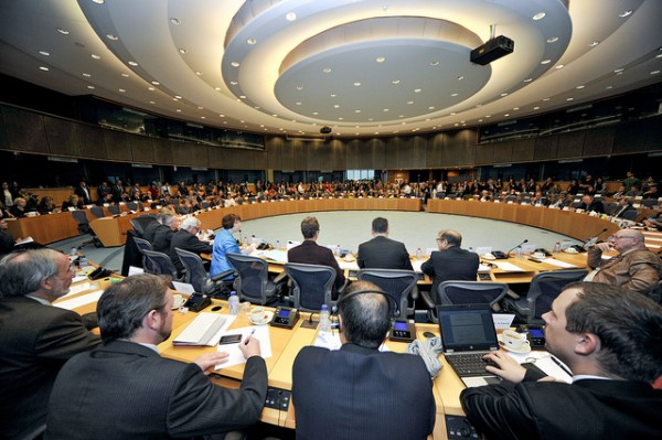 DCP's Caldeirinha Presents Case for Greater EU Involvement in the CD